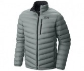Mountain Hardwear Daunen Jacke Stretch Down RS Herren Thunderhead Grey