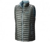 Mountain Hardwear Daunen Weste Ghost Whisperer Herren Thunderhead Grey