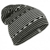 Mütze Atom Unisex black/snow/metro