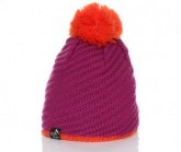 Mütze Blume Unisex pink