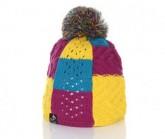 Mütze Bonbon Unisex pink/gelb/türkis
