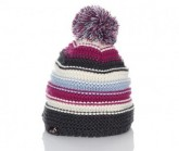 Mütze Frosty Unisex granit/pink