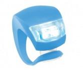 Multifunktionslicht Beetle weiße LED hellblau