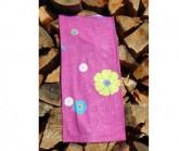 Multifunktionstuch Almwiese Unisex pink