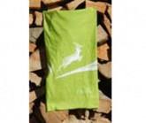 Multifunktionstuch Hirsch Unisex grün