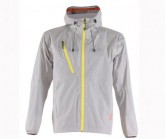 Outdoor Jacke Götene Eco 3Lagen Herren light grey