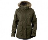 Parka Covert Damen dark green