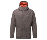 Parka Kiwi 3-in-1 Compresslite Herren Umber brown/burnt orange