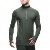 Pullover Alpha Zip Herren grün