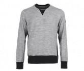 Pullover Comfort Herren ash melange/jet black
