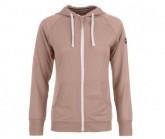 Pullover Essential Hoodie Damen linen