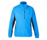 Pullover Prism Micro II Hzip blue-dkblue