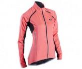 Rad Jacke Thermal RS 120 Convertible Damen electric salmon