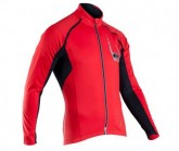 Rad Jacke Thermal RS 120 Convertible Herren chili red