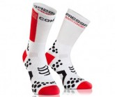 Rad Socke PRS V2.1 High Unisex white/red