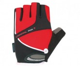 Radhandschuh Carpal Air + Unisex rot