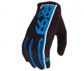 Radhandschuh Core Herren black/electric blue/black