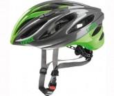 Radhelm Boss Race Unisex grey/neon green