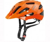Radhelm Quatro Unisex orange mat/shiny