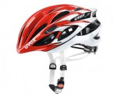 Radhelm Race 1 Unisex red/white