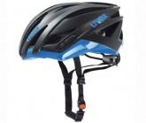 Radhelm Ultrasonic Race Unisex black mat/blue
