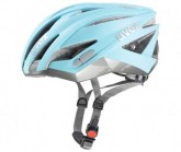 Radhelm Ultrasonic Race Unisex light blue mat/silver