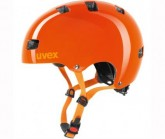 Radhelm hlmt 5 Bike Unisex orange