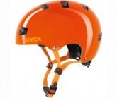 Radhelm hlmt 5 Bike Unisex orange