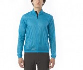 Radjacke Wind Herren blue jewel