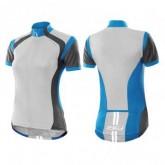 Radtrikot Active Cycle Jersey Damen cgy/spk