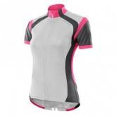 Radtrikot Active Cycle Jersey Damen cgy/umb