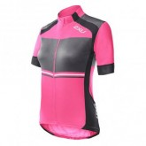 Radtrikot Sub Cycle Jersey Damen spk/chr