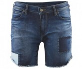 Red Chili Jeans Hot Pants Leilani Damen Blue Denim