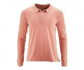 Red Chili Polo Longsleeve Zepur Herren Reef