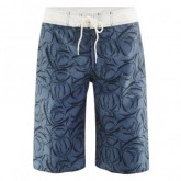 Red Chili Short Allover Print Tiki Herren Ocean
