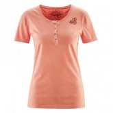 Red Chili T-Shirt Ikara Damen Hibiskus