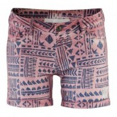 Red Chili Woven Short Allover Print Reka Damen Candy
