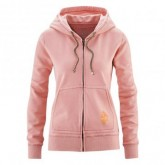 Red Chili Zip Hoodie Voyage Damen Candy