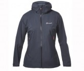 Regenjacke Fastpacking Shell Damen dark grey/dark grey