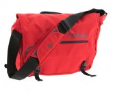 Schultertasche Messenger Courier 15 Unisex chili pepper