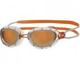 Schwimmbrille Predator Polarized Ultra Unisex grey/orange