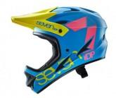 Seven Protection Fullface Radhelm M1 Unisex matt cmyk limited edition