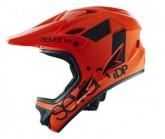 Seven Protection Fullface Radhelm M1 Unisex matt neon orange