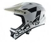 Seven Protection Fullface Radhelm M1 Unisex matt white