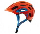 Seven Protection Radhelm M2 Unisex matt neon red/neon blue
