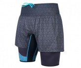 Short Ultra Trail Herren blue