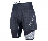 Short Ultra Trail Herren white