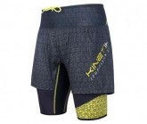 Short Ultra Trail Herren yellow