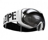 Skibrille Guard L IV Unisex white