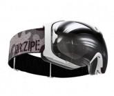 Skibrille Guard L VI Unisex matte white